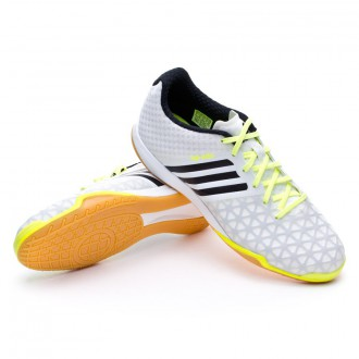 Chaussure  adidas Ace 15.1 Topsala White-Core black-Solar yellow