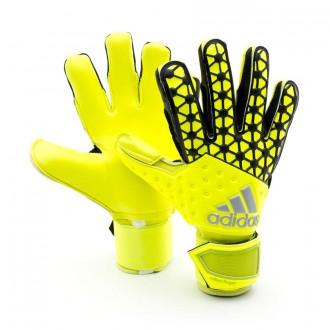Guante  adidas Ace Half Negative Solar yellow-Semi solar yellow-Black