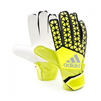 Luvas  adidas Jr Ace Solar yellow-Semi solar yellow-Black