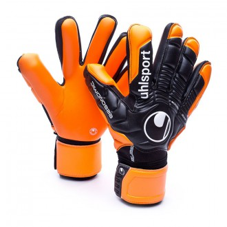 Guante  Uhlsport Ergonomic360 Absolutgrip HN Naranja-Negro