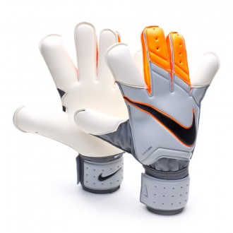 Guante  Nike Vapor Grip 3 Grey-Total orange-Black