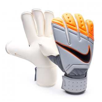 Guante  Nike Gunn Cut Grey-Total orange-Black