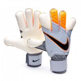 Luvas  Nike Grip 3 Grey-Total orange-Black