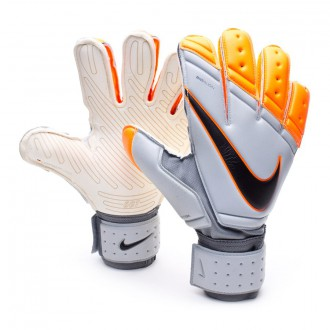 Guante  Nike Premier SGT Grey-Total orange-Black