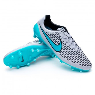 Boot  Nike Magista Opus ACC FG Wolf grey-Turquoise-Black