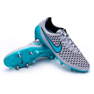 Boot  Nike Magista Opus ACC SG-Pro Wolf grey-Turquoise-Black