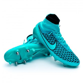 Bota  Nike Magista Obra ACC SG-Pro Turquoise-Blue lagoon-Black