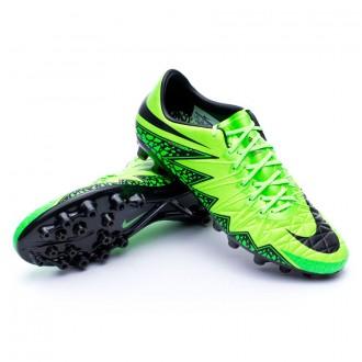 Chaussure  Nike Hypervenom Phinish ACC AG-R Green strike-Black-Volt