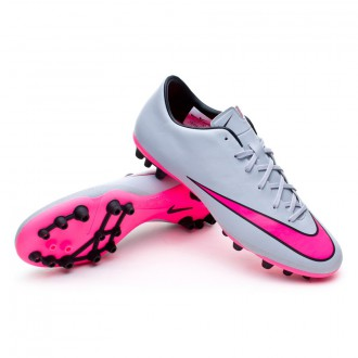 Chaussure  Nike Mercurial Victory V AG-R Wolf grey-Hyper pink-Black