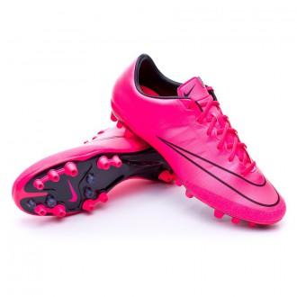 Chaussure  Nike Mercurial Veloce II AG-R Hyper pink-Black