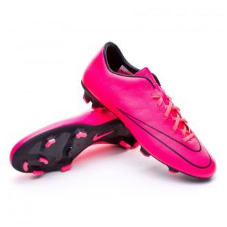 Chaussure  Nike Mercurial Victory V FG Hyper pink-Black