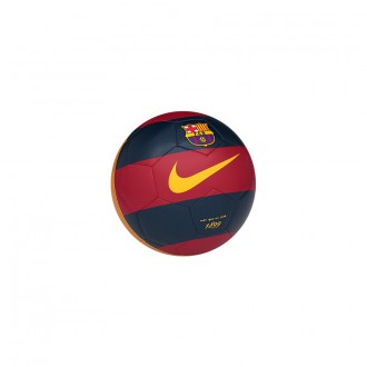 Bola de Futebol  Nike Mini FCB 2015-16 Storm red-Loyal blue