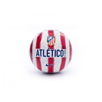 Bola de Futebol  Nike Mini ATM 2015-16 White-Red-Drenched blue