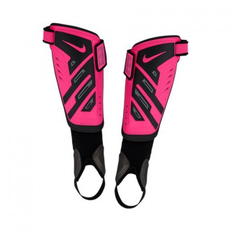 Espinillera  Nike Protegga Shield 2015-16 Hyper pink-Black