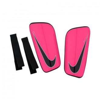 Espinillera  Nike Hard Shell Slip-In 2015-16 Hyper pink-Wolf grey