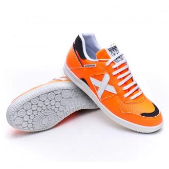 Chaussure  Munich Continental Orange fluo