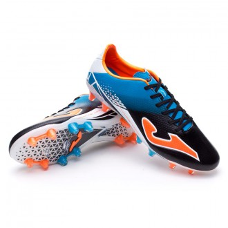 Boot  Joma Supercopa Speed FG Black-Red-Blue