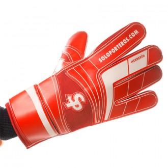 Glove  SP Gigante Valor XXL Herrerin Red-White