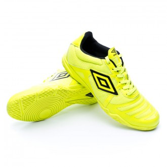 Chaussure  Umbro Vision League 4 Safety yellow-Black