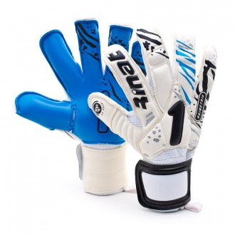 Gant  Rinat Asimetrik Blanc-Bleu