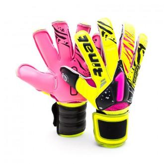 Glove  Rinat Asimetrik Yellow-Black