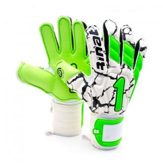 Glove  Rinat Uno Clásico White-Green