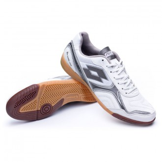 Chaussure  Lotto Torcida XIII ID White-Silver metal
