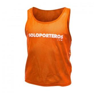 Dossard / Chasuble  Soloporteros Soloporteros (  5 Unités ) Orange