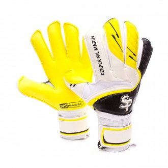 Guante  SP Keeper Nil Marin Protect Amarillo-Negro