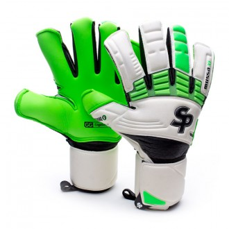 Glove  Soloporteros Mussa Strong XT Gigagrip White-Green