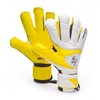 Guante  SP Pantera Impulse Iconic Blanco-Amarillo