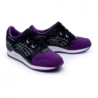 Zapatilla  Asics Gel-Lyte III Purple-Black
