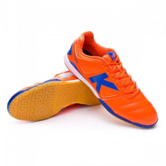 Chaussure  Kelme Feline Lin Orange-Royal