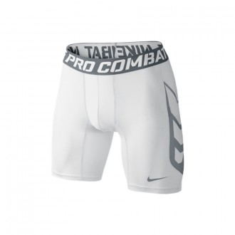Sous short  Nike Hypercool Compression Blanc