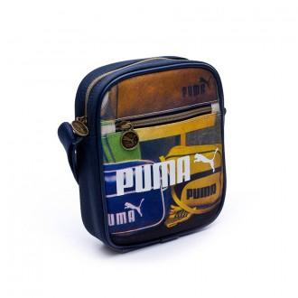 Bandolera  Puma Campus portable Peacoat-Graphic