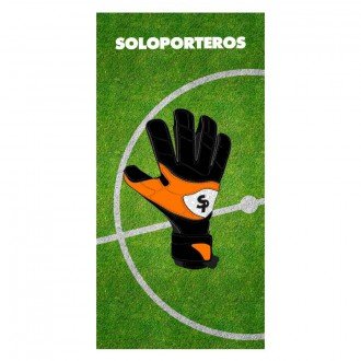 Toalla  SP Microfibra Guante SP Pantera Hardground 40x80cm