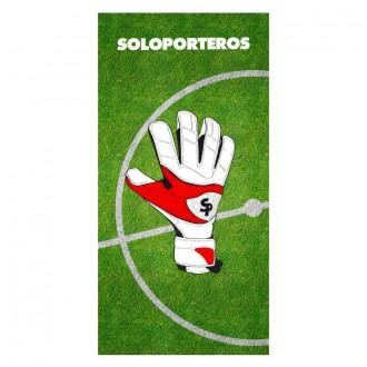 Toalla  SP Microfibra Guante SP Pantera Protect 40x80cm