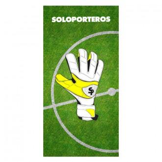 Toalla  SP Microfibra Guante SP Pantera Iconic 40x80cm