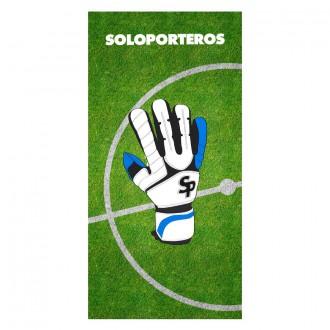 Toalha  SP Microfibra Guante SP No Goal Aqualove 40x80cm