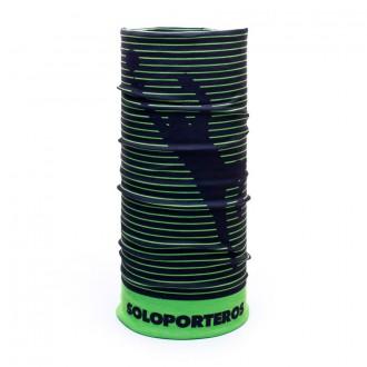 Gola  Soloporteros Jr Buff SP Preto-Verde
