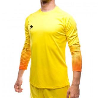 T-Shirt  SP Brasileiro Manga Larga Yellow