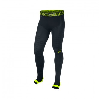Sous short  Nike Pro Recovery Hypertight Black-Volt