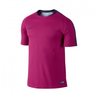 Camiseta  Nike Flash Graphic Sport Fuchsia-Midnight Navy