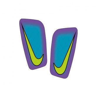 Espinillera  Nike Mercurial Lite 2015 Blue lagoon-Hyper grape