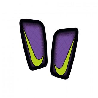 Espinillera  Nike Mercurial Lite 2015 Hyper grape-Black