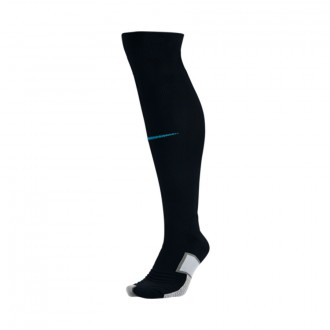 Calcetines  Nike Dri-FIT Elite Black-Wolf grey-Blue lagoon