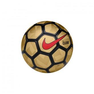 Ballon  Nike Clube 2015 Metallic gold-Black
