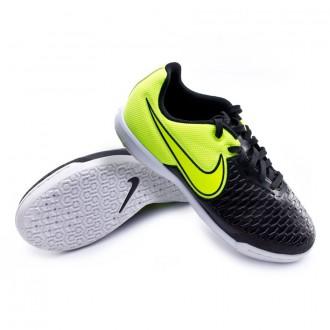 Boot  Nike Jr MagistaX Pro IC Black-Volt-White