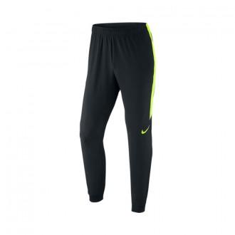 Tracksuit bottoms  Nike Nike Revolution Sideline Stretch Woven Black-Volt