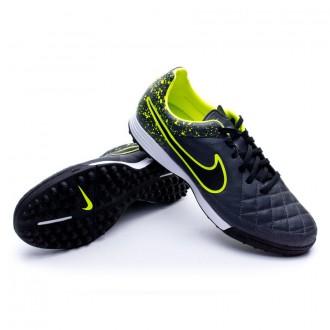 Bota  Nike Tiempo Legacy TF Anthracite-Black-Volt